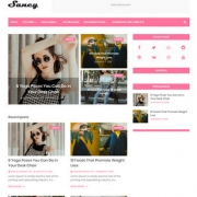 Sancy Blogger Templates