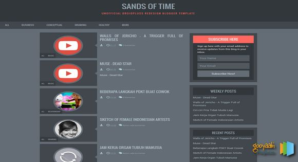Sands of Time Dark Responsive Blogger Template. Free Blogger templates. Blog templates. Template blogger, professional blogger templates free. blogspot themes, blog templates. Template blogger. blogspot templates 2013. template blogger 2013, templates para blogger, soccer blogger, blog templates blogger, blogger news templates. templates para blogspot. Templates free blogger blog templates. Download 1 column, 2 column. 2 columns, 3 column, 3 columns blog templates. Free Blogger templates, template blogger. 4 column templates Blog templates. Free Blogger templates free. Template blogger, blog templates. Download Ads ready, adapted from WordPress template blogger. blog templates Abstract, dark colors. Blog templates magazine, Elegant, grunge, fresh, web2.0 template blogger. Minimalist, rounded corners blog templates. Download templates Gallery, vintage, textured, vector,  Simple floral.  Free premium, clean, 3d templates.  Anime, animals download. Free Art book, cars, cartoons, city, computers. Free Download Culture desktop family fantasy fashion templates download blog templates. Food and drink, games, gadgets, geometric blog templates. Girls, home internet health love music movies kids blog templates. Blogger download blog templates Interior, nature, neutral. Free News online store online shopping online shopping store. Free Blogger templates free template blogger, blog templates. Free download People personal, personal pages template blogger. Software space science video unique business templates download template blogger. Education entertainment photography sport travel cars and motorsports. St valentine Christmas Halloween template blogger. Download Slideshow slider, tabs tapped widget ready template blogger. Email subscription widget ready social bookmark ready post thumbnails under construction custom navbar template blogger. Free download Seo ready. Free download Footer columns, 3 columns footer, 4columns footer. Download Login ready, login support template blogger. Drop down menu vertical drop down menu page navigation menu breadcrumb navigation menu. Free download Fixed width fluid width responsive html5 template blogger. Free download Blogger Black blue brown green gray, Orange pink red violet white yellow silver. Sidebar one sidebar 1 sidebar  2 sidebar 3 sidebar 1 right sidebar 1 left sidebar. Left sidebar, left and right sidebar no sidebar template blogger. Blogger seo Tips and Trick. Blogger Guide. Blogging tips and Tricks for bloggers. Seo for Blogger. Google blogger. Blog, blogspot. Google blogger. Blogspot trick and tips for blogger. Design blogger blogspot blog. responsive blogger templates free. free blogger templates. Blog templates. Sands of Time Dark Responsive Blogger Template. Sands of Time Dark Responsive Blogger Template. Sands of Time Dark Responsive Blogger Template.