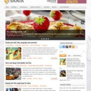 Sania Blogger Templates