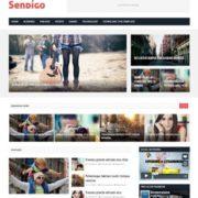 Sendigo Blogger Templates