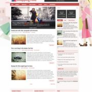 ShoppingTime Blogger Templates