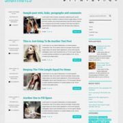 Shortnotes Blogger Templates