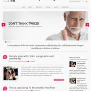 Simple'n Bright Blogger Templates