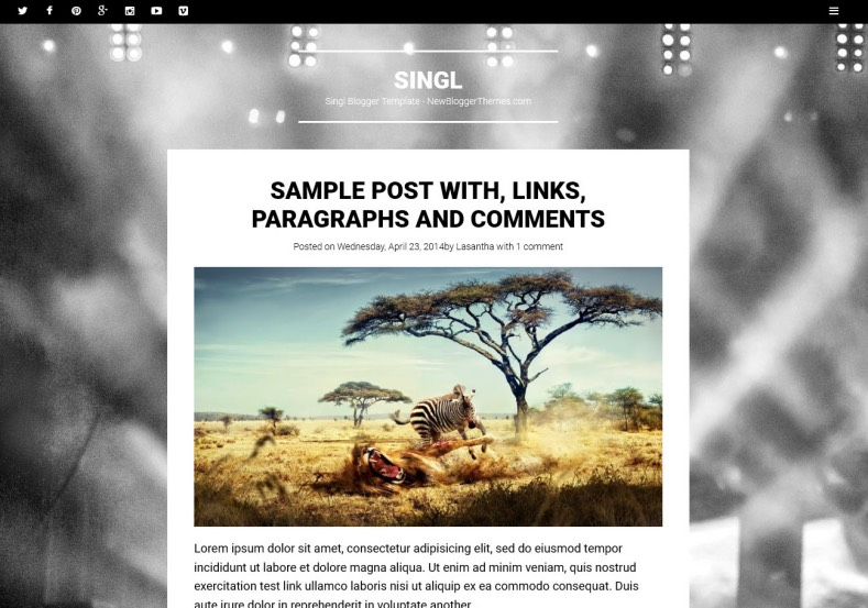Singl Responsive Blogger Template. Free Blogger templates. Blog templates. Template blogger, professional blogger templates free. blogspot themes, blog templates. Template blogger. blogspot templates 2013. template blogger 2013, templates para blogger, soccer blogger, blog templates blogger, blogger news templates. templates para blogspot. Templates free blogger blog templates. Download 1 column, 2 column. 2 columns, 3 column, 3 columns blog templates. Free Blogger templates, template blogger. 4 column templates Blog templates. Free Blogger templates free. Template blogger, blog templates. Download Ads ready, adapted from WordPress template blogger. blog templates Abstract, dark colors. Blog templates magazine, Elegant, grunge, fresh, web2.0 template blogger. Minimalist, rounded corners blog templates. Download templates Gallery, vintage, textured, vector, Simple floral. Free premium, clean, 3d templates. Anime, animals download. Free Art book, cars, cartoons, city, computers. Free Download Culture desktop family fantasy fashion templates download blog templates. Food and drink, games, gadgets, geometric blog templates. Girls, home internet health love music movies kids blog templates. Blogger download blog templates Interior, nature, neutral. Free News online store online shopping online shopping store. Free Blogger templates free template blogger, blog templates. Free download People personal, personal pages template blogger. Software space science video unique business templates download template blogger. Education entertainment photography sport travel cars and motorsports. St valentine Christmas Halloween template blogger. Download Slideshow slider, tabs tapped widget ready template blogger. Email subscription widget ready social bookmark ready post thumbnails under construction custom navbar template blogger. Free download Seo ready. Free download Footer columns, 3 columns footer, 4columns footer. Download Login ready, login support template blogger. Drop down