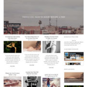 Smart Blog Blogger Templates