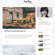 SmartBlog Blogger Templates