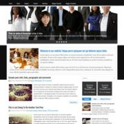 SmartCompany Blogger Templates