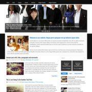 SmartCompany Blogger Templates