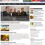 SmartNews Blogger Templates
