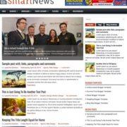 SmartNews Blogger Templates