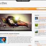 SmartPress Blogger Template