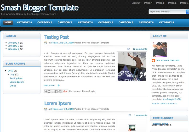 Smash blogger template. Free Blogger templates. Blog templates. Template blogger, professional blogger templates free. blogspot themes, blog templates. Template blogger. blogspot templates 2013. template blogger 2013, templates para blogger, soccer blogger, blog templates blogger, blogger news templates. templates para blogspot. Templates free blogger blog templates. Download 1 column, 2 column. 2 columns, 3 column, 3 columns blog templates. Free Blogger templates, template blogger. 4 column templates Blog templates. Free Blogger templates free. Template blogger, blog templates. Download Ads ready, adapted from WordPress template blogger. blog templates Abstract, dark colors. Blog templates magazine, Elegant, grunge, fresh, web2.0 template blogger. Minimalist, rounded corners blog templates. Download templates Gallery, vintage, textured, vector, Simple floral. Free premium, clean, 3d templates. Anime, animals download. Free Art book, cars, cartoons, city, computers. Free Download Culture desktop family fantasy fashion templates download blog templates. Food and drink, games, gadgets, geometric blog templates. Girls, home internet health love music movies kids blog templates. Blogger download blog templates Interior, nature, neutral. Free News online store online shopping online shopping store. Free Blogger templates free template blogger, blog templates. Free download People personal, personal pages template blogger. Software space science video unique business templates download template blogger. Education entertainment photography sport travel cars and motorsports. St valentine Christmas Halloween template blogger. Download Slideshow slider, tabs tapped widget ready template blogger. Email subscription widget ready social bookmark ready post thumbnails under construction custom navbar template blogger. Free download Seo ready. Free download Footer columns, 3 columns footer, 4columns footer. Download Login ready, login support template blogger. Drop down menu verti