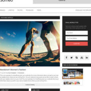 Someo Responsive Blogger Templates