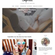 Sophia Blogger Templates