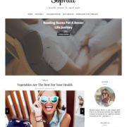 Sophia Blogger Templates