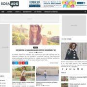 Sora Ads Blogger Templates