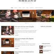 Sora Cloud Blogger Templates