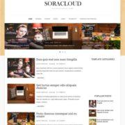Sora Cloud Blogger Templates