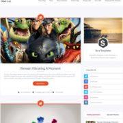 Sora Craft Responsive Blogger Templates