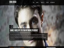 Sora Crush Responsive Blogger Template