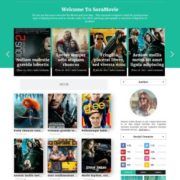 Sora Films Blogger Templates