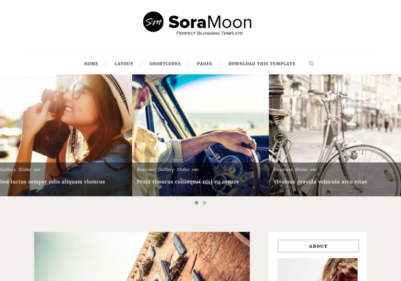 Sora Moon Simple Blogger Template. Blogger Themes. Free Blogspot templates for your blogger blog. Best suitable for news blog templates. Ads ready blogspot templates help for add adsense ad code and easily showing adsence ads in your blog. Adapted from WordPress templates are converted from WordPress themes. It is help for take your rich. Blogger magazine template specially designed for magazine blogs. The writers can utilize this themes for take blog attractive to users. Elegant themes are more used themes in most of the blogs. Use minimalist blog templates for rich look for your blog. Free premium blogger themes means, themes authors release two types of themes. One is premium another one is free. Premium templates given for cost but free themes given for no cost. You no need pay From California, USA. $10 USD, or $20 USD and more. But premium buyers get more facilities from authors But free buyers. If you run game or other animation oriented blogs, and you can try with Anime blog templates. Today the world is fashion world. So girls involve to the criteria for make their life fashionable. So we provide fashion blogger themes for make your fashionable. News is most important concept of the world. Download news blogger templates for publishing online news. You can make your blog as online shopping store. Get Online shopping store blogger template to sell your product. Navigation is most important to users find correct place. Download drop down menu, page navigation menu, breadcrumb navigation menu and vertical dropdown menu blogspot themes for free. Google Guide to blogging tips and tricks for bloggers. Google bloggers can get blogspot trick and tips for bloggers. Blog templates portfolio professional blogspot themes, You can store your life moments with your blogs with personal pages templates. Video and movie blogs owners get amazing movie blog themes for their blogs. Business templates download. We publish blogger themes for photographers. Photographers easily sh