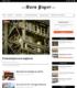 Sora Paper Blogger Templates