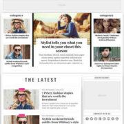 Soraxton Responsive Blogger Templates