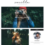 Sorella Blogger Templates