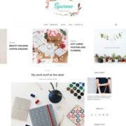 Sparrow Blogger Templates