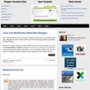 Spirad Blogger Templates
