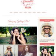 Splendid Blogger Templates