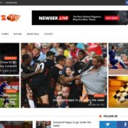 SportsMag Blogger Templates