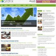 Stofix Blogger Templates