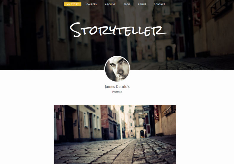Storyteller Blogger Template simple looking minimalist blogger themes 2017 for bloggers Storyteller Blogger Template