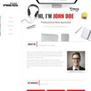 Studio Press Blogger Templates