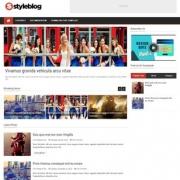 Style Blog Blogger Templates