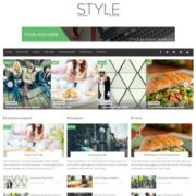 Style New Variant Blogger Templates