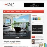 Stylo Blogger Templates