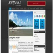 Stylus Blogger Templates