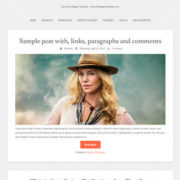 SuevaFree Blogger Templates