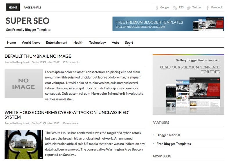 Super seo blogger template 2014 free blogger templates super seo blogger template pronofoot35fo Image collections