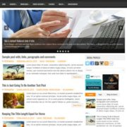SuperBiz Blogger Templates