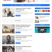 SuperFast Blogger Templates