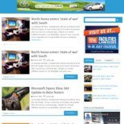 SwiftPress Blogger Templates
