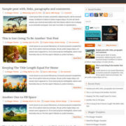 Syst Blogger Templates
