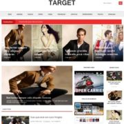 Target Blogger Templates