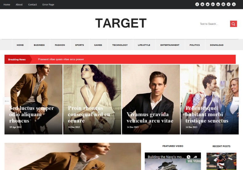 Target News Blogger Template. Free Blogger templates. Blog templates. Template blogger, professional blogger templates free. blogspot themes, blog templates. Template blogger. blogspot templates 2013. template blogger 2013, templates para blogger, soccer blogger, blog templates blogger, blogger news templates. templates para blogspot. Templates free blogger blog templates. Download 1 column, 2 column. 2 columns, 3 column, 3 columns blog templates. Free Blogger templates, template blogger. 4 column templates Blog templates. Free Blogger templates free. Template blogger, blog templates. Download Ads ready, adapted from WordPress template blogger. blog templates Abstract, dark colors. Blog templates magazine, Elegant, grunge, fresh, web2.0 template blogger. Minimalist, rounded corners blog templates. Download templates Gallery, vintage, textured, vector, Simple floral. Free premium, clean, 3d templates. Anime, animals download. Free Art book, cars, cartoons, city, computers. Free Download Culture desktop family fantasy fashion templates download blog templates. Food and drink, games, gadgets, geometric blog templates. Girls, home internet health love music movies kids blog templates. Blogger download blog templates Interior, nature, neutral. Free News online store online shopping online shopping store. Free Blogger templates free template blogger, blog templates. Free download People personal, personal pages template blogger. Software space science video unique business templates download template blogger. Education entertainment photography sport travel cars and motorsports. St valentine Christmas Halloween template blogger. Download Slideshow slider, tabs tapped widget ready template blogger. Email subscription widget ready social bookmark ready post thumbnails under construction custom navbar template blogger. Free download Seo ready. Free download Footer columns, 3 columns footer, 4columns footer. Download Login ready, login support template blogger. Drop down menu