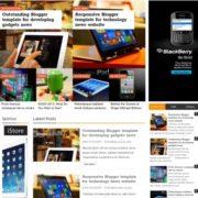 Tech Blog Templates