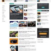 TechLife Blogger Templates